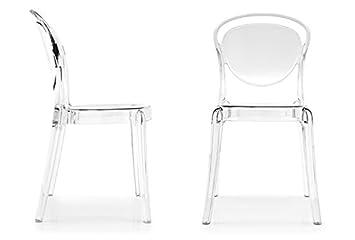 Sedie Trasparenti Design. Classe E Resistenza Design With Sedie ...