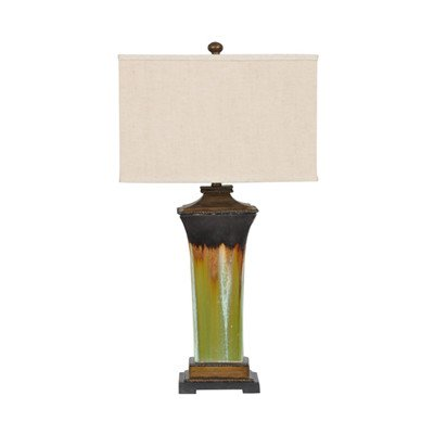 picture of Crestview Collection CVAP1546 Evonne Table Lamp