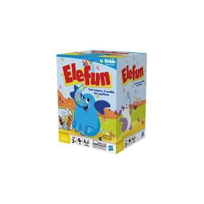 Hasbro 52941 - Jeu de Premier âge - Elefun - Nouvelle Version
