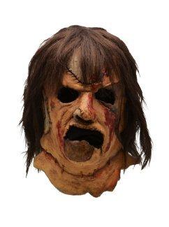 Masks Massacre Halloween Texas Chainsaw (The Texas Chainsaw Massacre 3 Leatherface Mask)