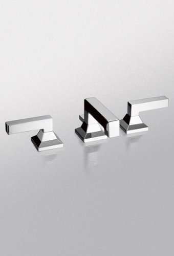 TOTO TL930DDL-BN Lloyd 1.5 Gpm Widespread Lavatory Faucet, Brushed Nickel