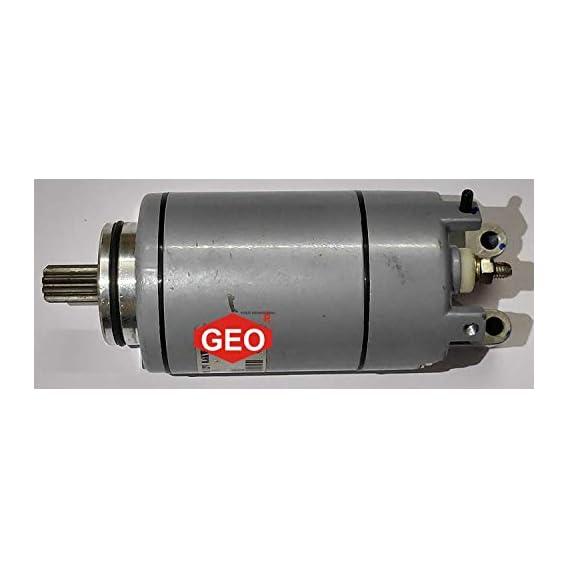 GEO Starter Motor For Royal Enfield Bullet/Electra/Std/Thunderbird 350CC