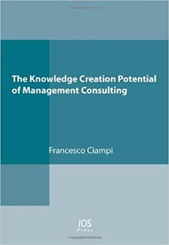 Book The Knowledge Creation Potential of Management Consulting