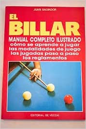 El billar: Amazon.es: Salvador, Juan: Libros