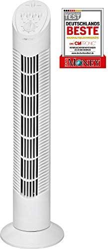 Ventiladores Sin Aspas Clatronic T-Flow 3546 - Ventilador de torre: Amazon.es: Hogar