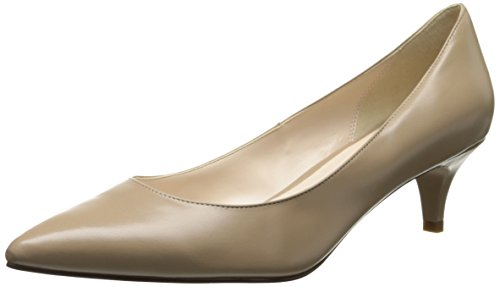 Cole Haan Women's Juliana Dress Pump (45mm) Maple Sugar Leather UDC2fzrS