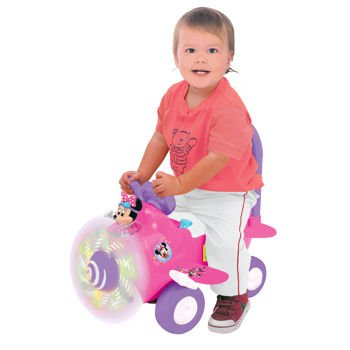 Disney Minnie Plane Ride-On Toy