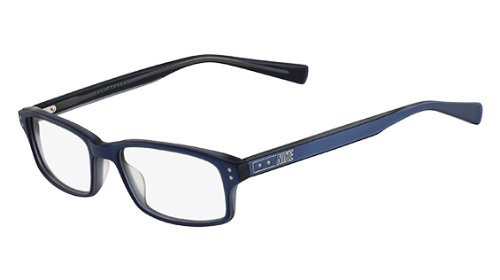 New Original Nike 7223 Mens Eyeglasses Blue 52 mm by NIKE