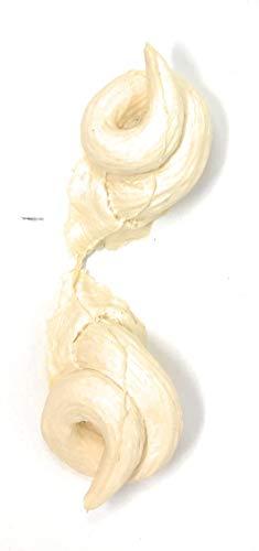 Cinema Secrets Woochie Foam Prosthetics - Professional Halloween and Costume Facial Accessories - Curled Devil Horns ()