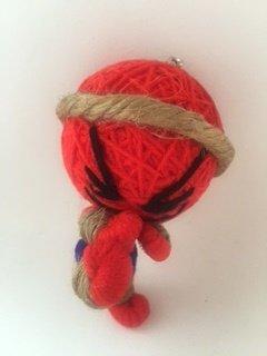 Handmade keychain voodoo dolla Muay Thai