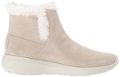 Chukka Mujer taupe Skechers City go the Botas Beige 2 On Para nAfB4
