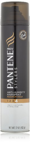 Pantene Pro-V Stylers Anti-Humidity Maximum Hold Hair Spray