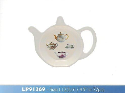 Leonardo Teatime melamine Tea Bag Tidy Holder