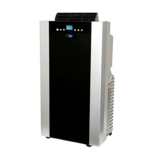 Whynter ARC-14SH 14,000 BTU Dual Hose Portable Air Conditioner with Heater with Storage Bag by Whynter