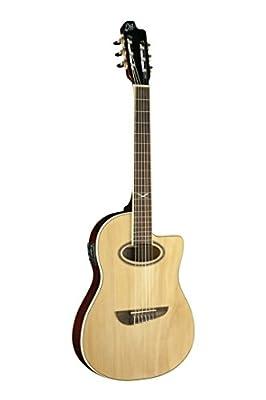 EKO Guitars 06217035 NXT Series Acoustic-Electric Classical Guitar