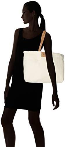 Bolso tipo tote para Mujer W x H x L Love Moschino Borsa Pebble Grain Pu 28x42x13 centimeters