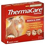 Thermacare Muscle & Joint Heatwraps