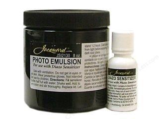 : Jacquard Photo Emulsion & Diazo 8oz