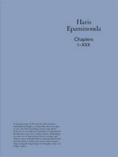 Haris Epaminonda - Chapters 1- XXX (30 Posters) pdf