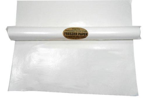 Regency Wraps RW1113 Professional Butcher Grade Freezer Paper, 20 Square Feet Roll