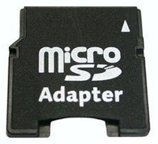 - MicroSD To MiniSD Adapter