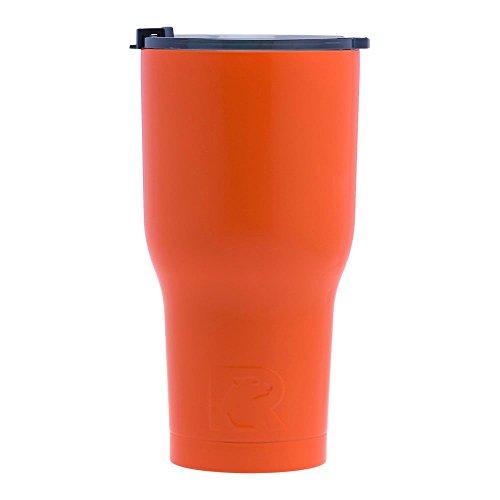 Stainless Steel Tumbler (Orange) - 2