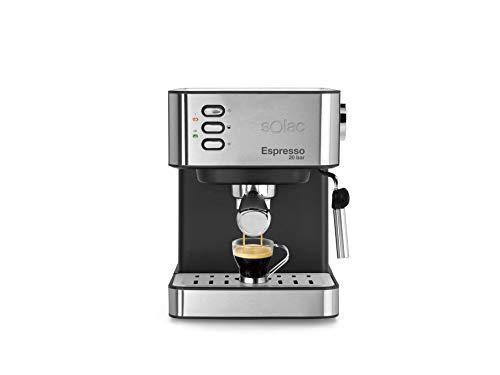 SOLAC CE4481-ESPRESSO - Máquina de café en cápsulas de café ...
