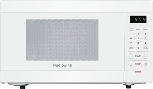 Frigidaire 1.1 cu. ft. Countertop Microwave in White