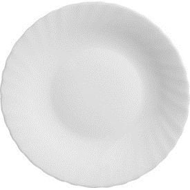 Bormioli Rocco Tempered Glass 10.25 inch Dinner Plate - Set of 6