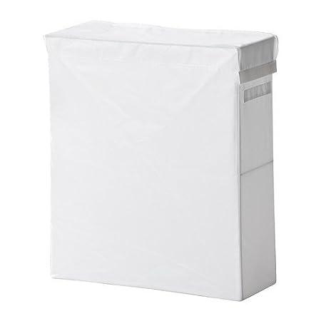 Ikea Wäschesack ikea skubb laundry bag with stand white 80 l amazon co uk