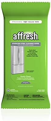 Affresh W10539769 Stainless Steel Wipes