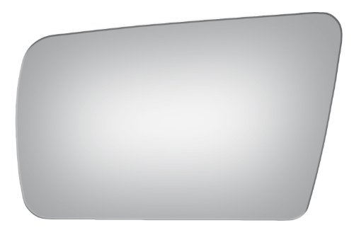 1997-1999 Mercedes Benz E320 Flat Driver Left Side Replacement Mirror Glass