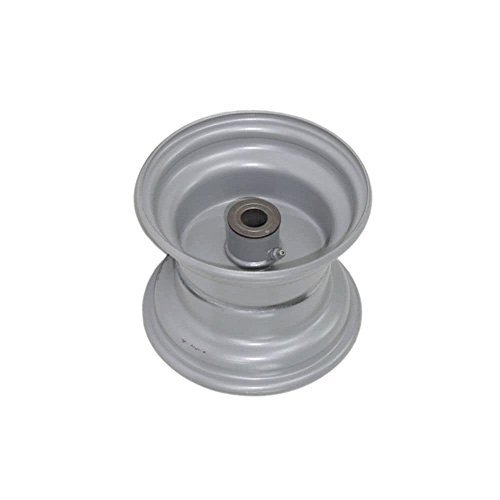 (Husqvarna 584459201 Lawn Tractor Wheel Rim Genuine Original Equipment Manufacturer (OEM) Part for Craftsman, Western Auto, Poulan, Weed Eater, Rally, Frigidaire, Wizard)