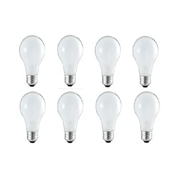 GE Lighting 13257 40-Watt A19 Soft White 8-Pack  sc 1 st  Amazon.com & GE Lighting 41036 100-Watt A19 Soft White 8-pack - - Amazon.com azcodes.com