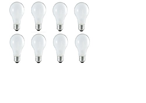 GE Lighting 13257 40 Watt 8 Pack