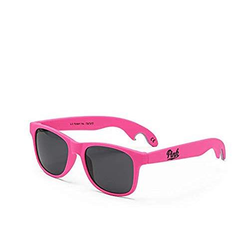 Victoria's Secret Pink Bottle Opener Sunglasses Pink On ()