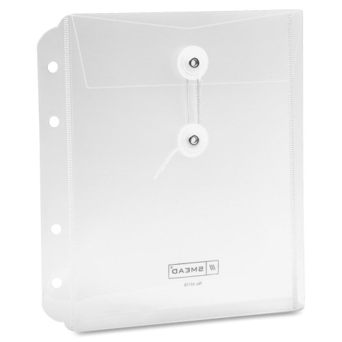 SMD68195 - Smead 68195 Clear Poly Security (Poly Security Envelope)