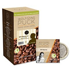 wolfgang puck k cups dark roast - 8