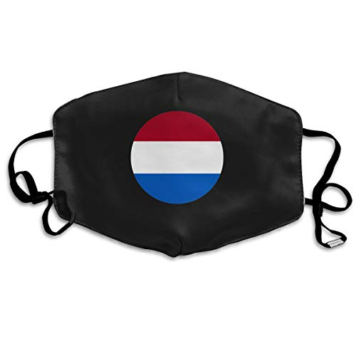SDQQ6 Netherlands Mouth Mask Unisex Printed Fashion Face Mask Anti-dust Masks
