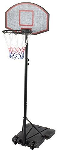 Movement God Youth Portable Basketball Hoop (Black)