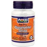 Phosphatidyl Serine 150 mg 60 Tablets (Pack of -