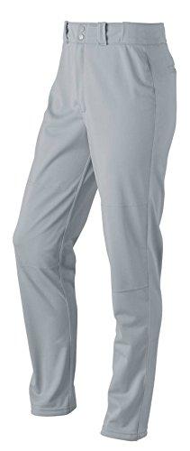 (Wilson Men's Pro T3 Relaxed Fit Baseball Pant, Team Grey, Medium)