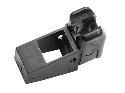 WE Magazine Lid/Feed Lip, Fits WE Hi-Capa Gas Blowback Airsoft Pistol Magazines (Feed Magazine)