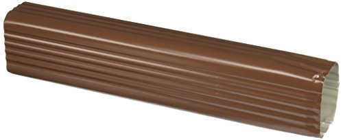 Amerimax 2507519 15-Inch Downspout Extension, Brown