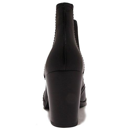 Donna Pinner Boot Tronchetto 4321p Woman Nero Janet amp; Polacchino 6wnqnUCYp