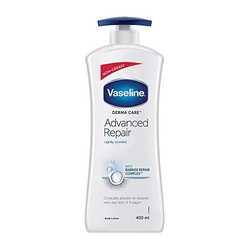 Vaseline Derma Care Advanced Repair Body Lotion, For Sensitive, Dry Skin, Non Greasy, Long Lasting Moisturisation, 400…