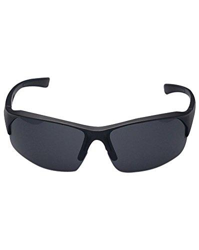 Negro Sunglasses Gafas Ciclismo Deporte Sol Clasico Esqui de Protección UV400 Hombre gris Moda MissFox 7TqawAT