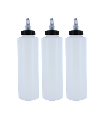 Meguiars  16 Oz. Self Cleaning Dispenser Bottle 3 Pack (3) ()