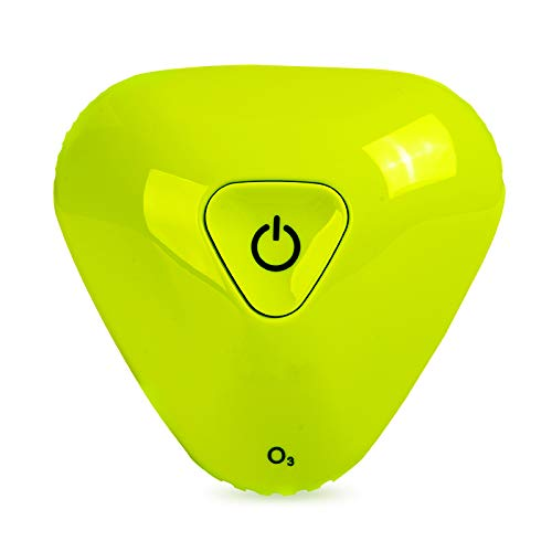 TAIDEBAO Ozone Generator, Refrigerator Deodorizer, USB Rechargeable Scent Eliminator for Hunting Gear Bag (Green)
