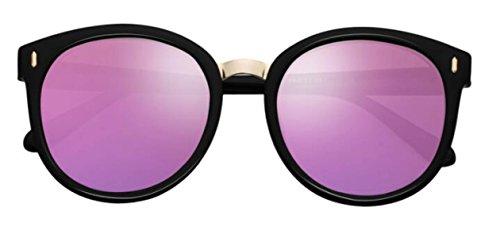 Lunettes Lunettes de soleil polarisées anti-UV ( couleur : Violet ) zcjoo5k